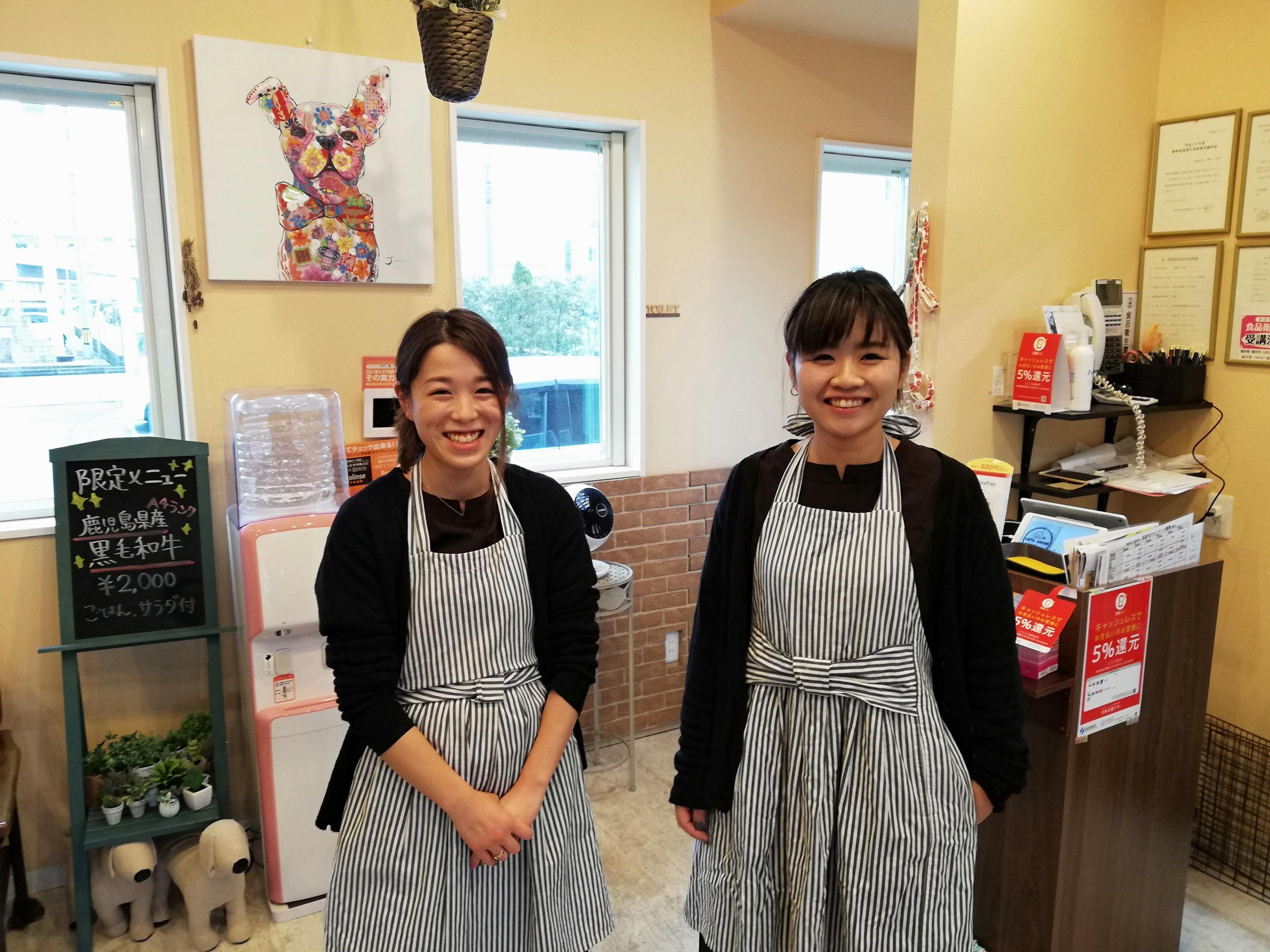 cafe panse カフェパンセ(土日スタッフ)