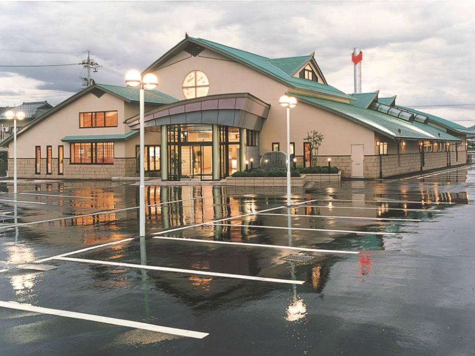 スーパー銭湯越のゆ鯖江店