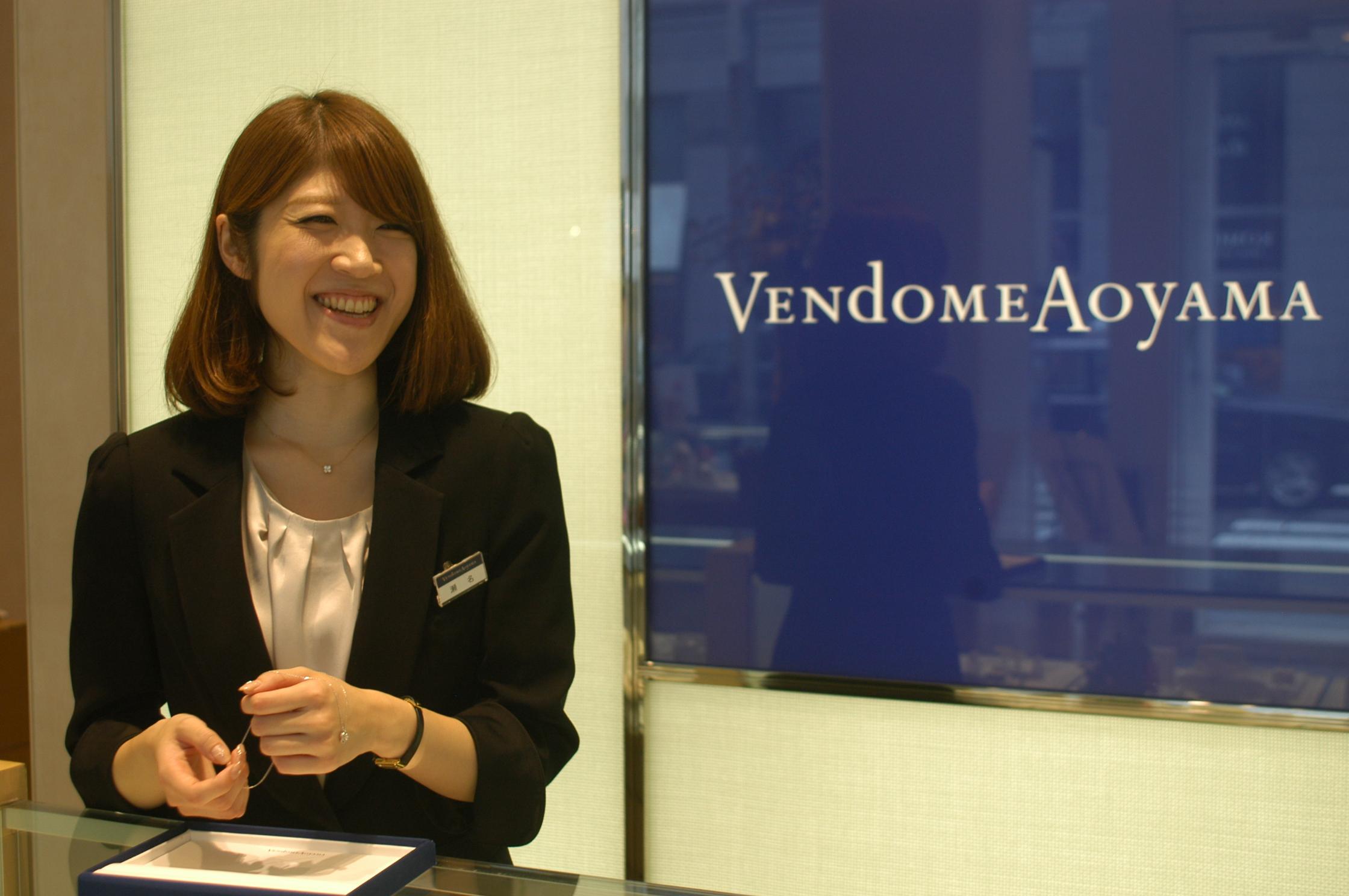 ヴァンドーム青山 西武福井店(Vendome Aoyama)