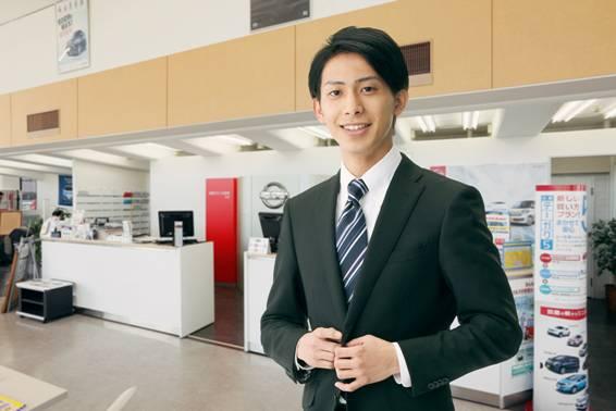 【2020年度新卒】福井日産自動車㈱(営業職)
