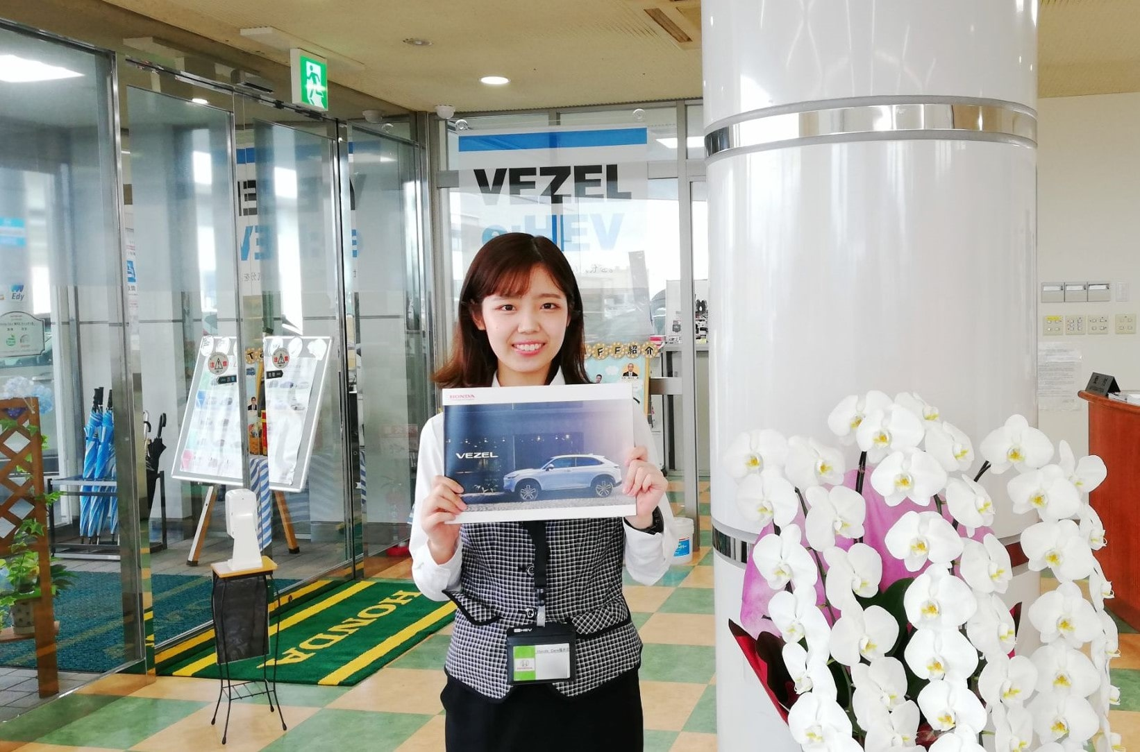 株式会社ホンダベルノ福井2022【事務職】<br>(Honda Cars 福井北 北インター店)