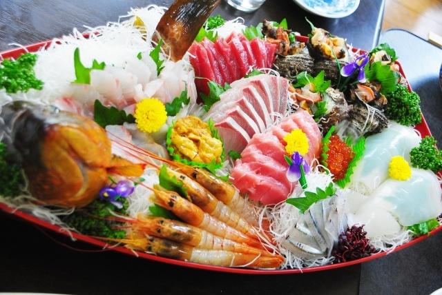 クランデール二の宮(ハニー富士屋)鮮魚部門