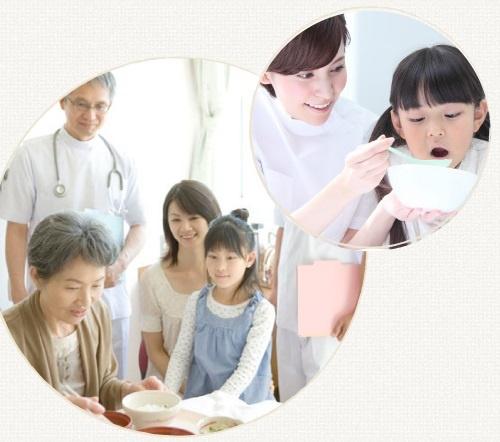 尾崎病院の施設内事業所 ㈱メフォス
