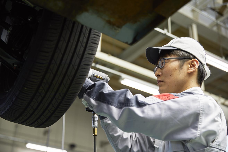 株式会社ホンダベルノ福井2022【サービス職】<br>(Honda Cars 福井北 北インター店)